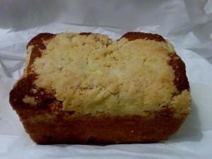 Pear & Amaretto Loaf